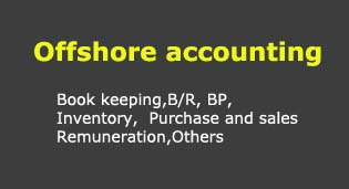 Offshore accounting in Tuticorin